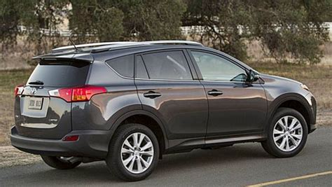 rav4 drivers will be more comfortable because of which changes toyota rav4 2015 review