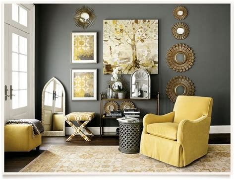 grey and yellow decor images about yellow and grey on