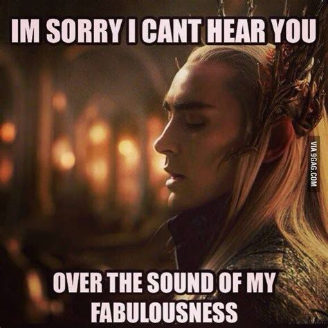 Funny Elf Memes - thranduil meme funnies pinterest haha meme and he is
