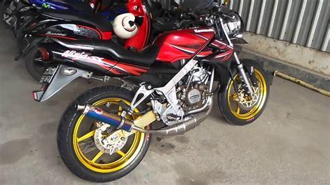 Spakbor Belakang Kawasaki 150 R Ss kawasaki ss 150 with r9 sentul