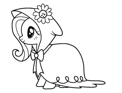 Fluttershy Coloring Pages Best Coloring Pages For Kids Fluttershy Coloring Pages