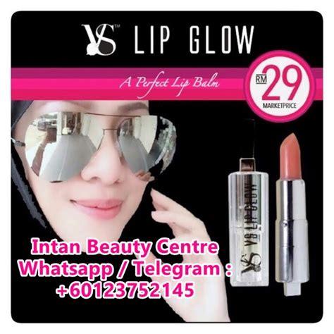 Harga Lip Glow vs lip glow bibir kekal cantik menawan sepanjang hari