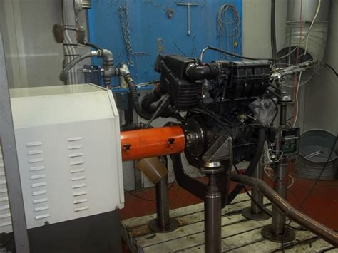 banco prova motori usato banco prova motori