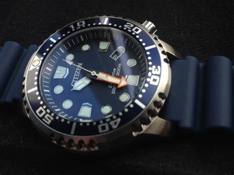 citizens dive watches citizen eco drive bn0151 09l promaster dive review
