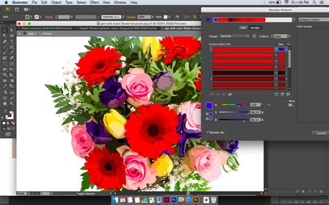 adobe illustrator cs6 recolor artwork adobe illustrator how to recolor artwork while