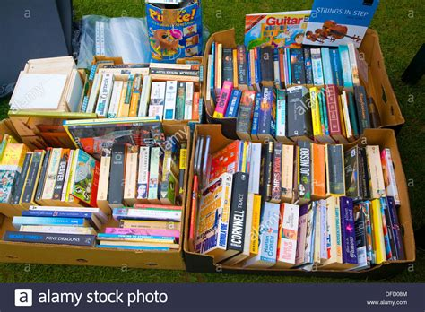 second books second paperback books on sale car boot sale uk stock