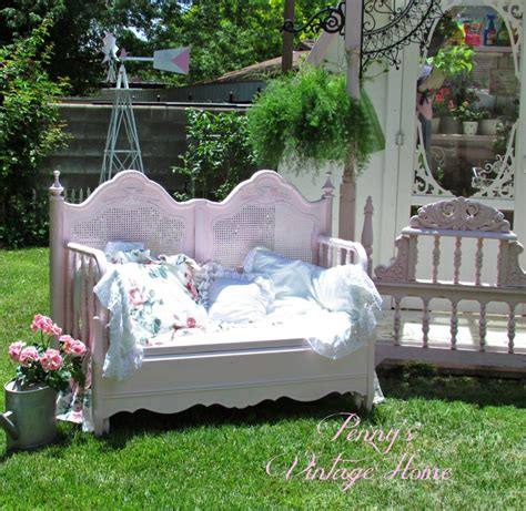 bench made from bed headboard diy home projects round up cooking with ruthie