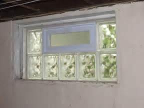 glass block for basement windows glass block basement window in st louis basement