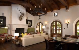 Mediterranean Style Homes Interior by Mediterranean Spanish Style Homes Interior Living Room