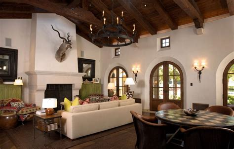 interior spanish style homes mediterranean spanish style homes interior living room