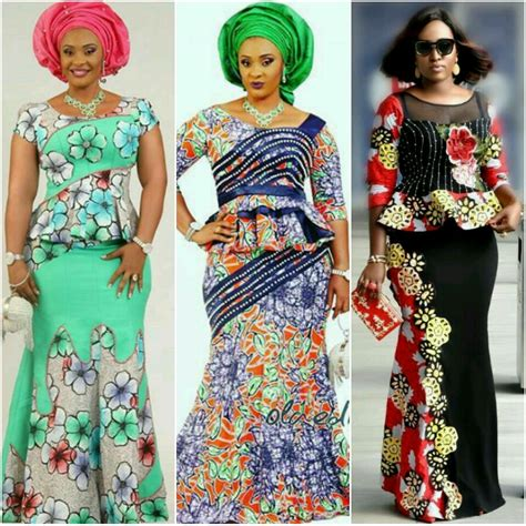 latest style updates and trends from the reigning world of get inspired with these latest ankara trends seen over the