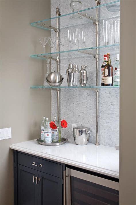 bar shelves for glasses 10 images about bar nook on cabinets built