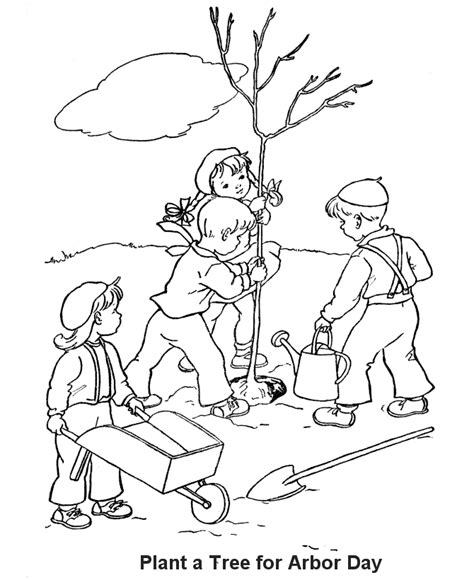 kids coloring pages trees az coloring pages tree coloring pages for kids az coloring pages