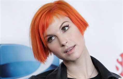 Hayley Williams Hairstyles by Hayley Williams Hairstyles Hd Pictures