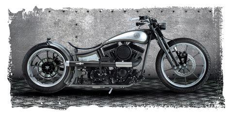 Motorrad Garage Solothurn by Der Monarch By Bobber Garage Sm Graphic Design