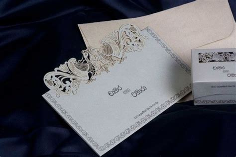 wedding invitation in sinhala language creative wedding cards sri lanka wedding invitations designs davincigroup invitation