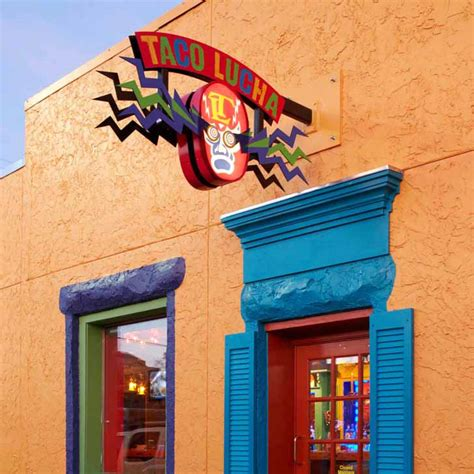 taco lucha restaurant bbn architects