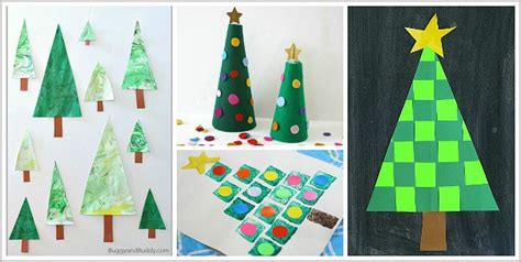 christmas art projects in austrailia tree crafts for