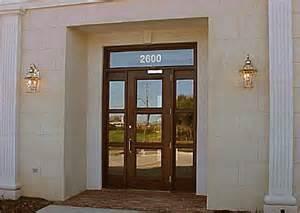 industrial front door commercial exterior door images