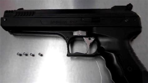 beeman p17 review beeman p17 pellet pistol accuracy review test w skenco