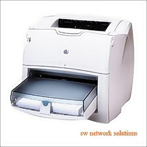 Printer Hp Laserjet Pn hp laserjet 1300 20ppm printer refurb p n q1334a