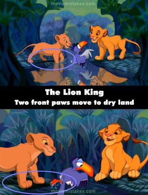 film lion king terbaru the lion king movie mistake picture disney easter eggs