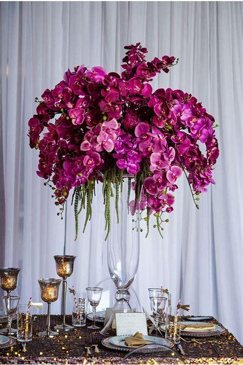 orchids wedding centerpieces 1000 ideas about orchid wedding centerpieces on