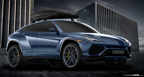 Lamborghini Utus Production Spec Lamborghini Urus May Debut At Shanghai