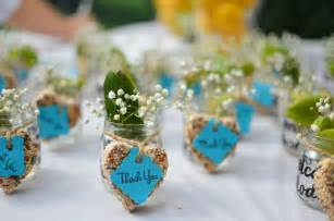 Cheap Creative Wedding Favors by Wedding Favors And Ideas Around Them
