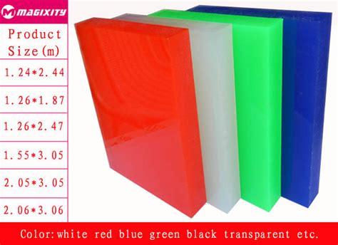 Acrylic Akrilik Lembaran Tebal 3mm Ukuran Murah grosir akrilik lembar 50mm tebal acrylic lembar acrylic lembaran plastik buy product on