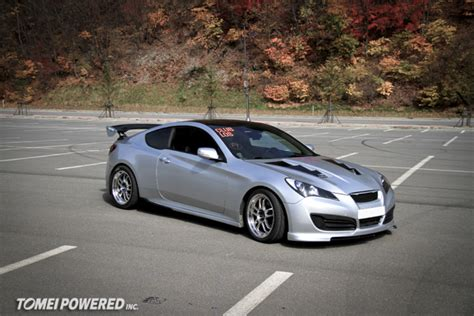 supercharged hyundai genesis tomei 187 genesis coupe v6 supercharger drift