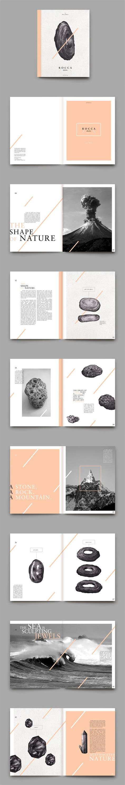 magazine layout design pinterest r o c c a stories magazine layout design b 225 rbaro 193 n