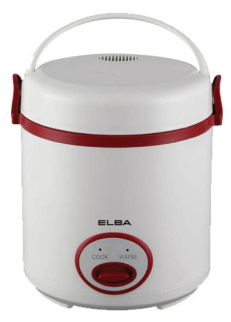 Rice Cooker Miyako 1 2 Liter elba erc d1233 wh 1 2l rice cooker end 4 11 2016 10 15 pm