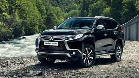 mitsubishi pajero sport 2018 mitsubishi pajero sport 2018 price in pakistan review