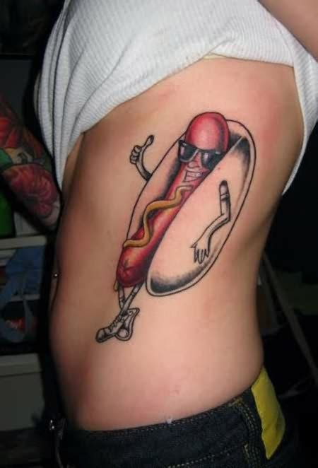 hot dog tattoo world juni 2013