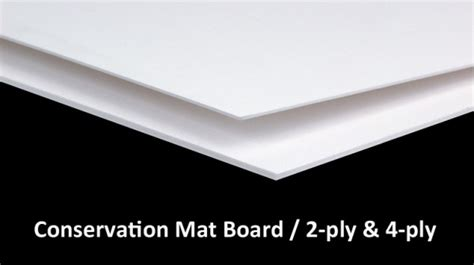 archival solution of the week conservation mat board