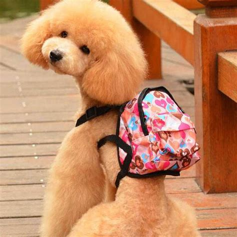 cute dog products aliexpress com buy cartoon cute dog backpack canvas