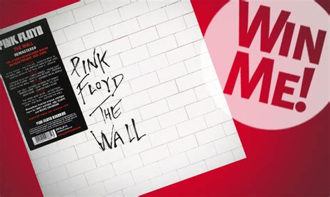 The Wall Sweepstakes - pink floyd the wall 180g vinyl lp sweepstakes analog planet