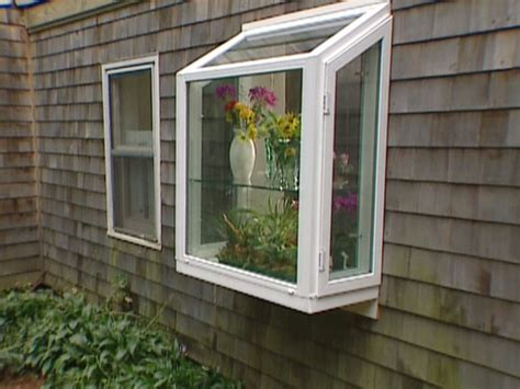 Kitchen Window Garden | how to replace an existing window with a garden window