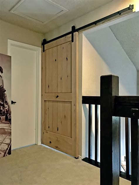 Barn Doors Dallas by Barn Doors Dallas Tx Sliding Barn Door Installation