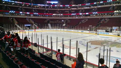 section 111 united center united center section 111 chicago blackhawks