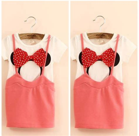 Baju Anak Perempuan Import Branded Dress Mickey Mouse Stripes Black jual baju mickey mouse newhairstylesformen2014