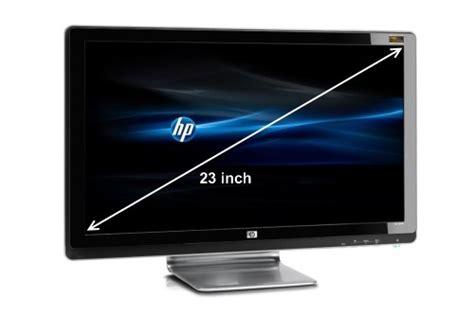 Monitor Hp 23 Inch hp 2310i 23 inch wide brightview monitor bestellen bij