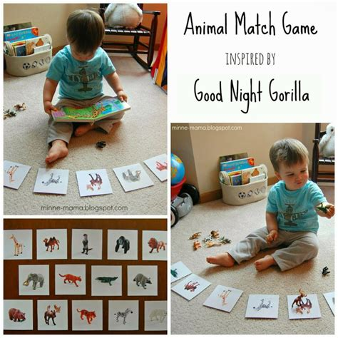 libro good night gorilla 17 best images about good night gorilla on zoos activities and gorilla craft