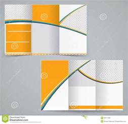 trifold template tri fold brochure template indesign free best