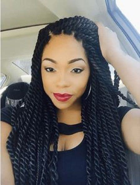 pictures of africans american with hair twist extentions 20 natural african hairstyles for any hair length