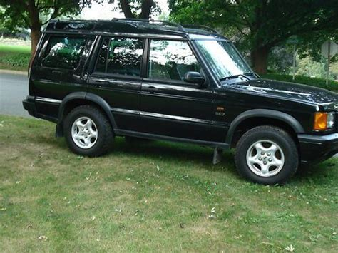 purchase used land rover 2001 landrovery discovery series