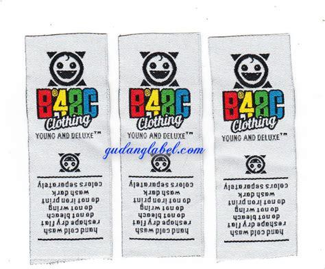desain untuk label baju membuat desain label baju terbaru 2014 label baju