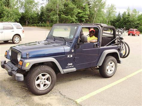 2005 Jeep Wrangler X 2005 Jeep Wrangler Overview Cargurus