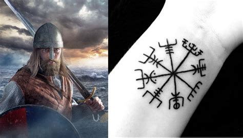 ancient viking tattoos how common were viking tattoos in the norse society